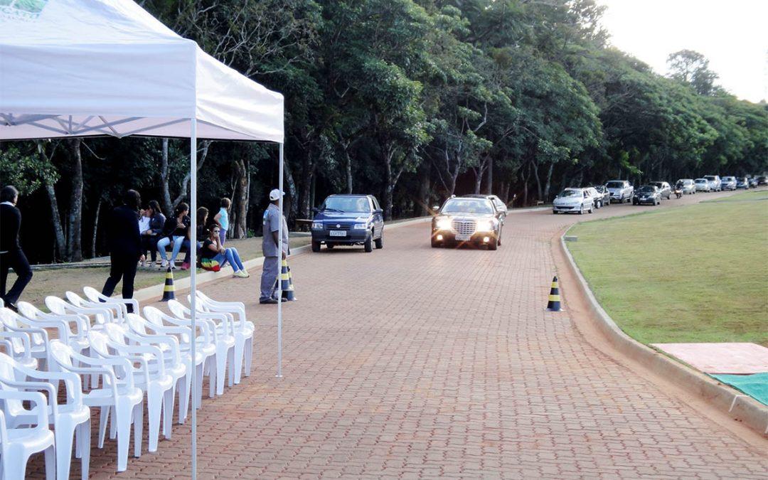 Memorial Botucatu faz seu primeiro sepultamento